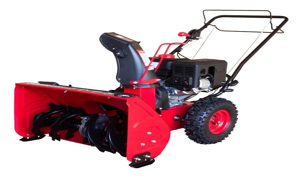 yard machine snow blower