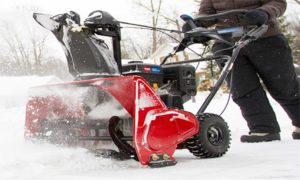 How to Start a Toro Snow Blower A Step by Step Guide