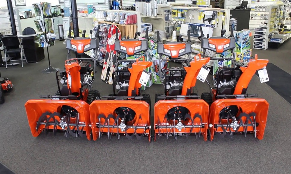 Husqvarna ST224P Snow Blower Review